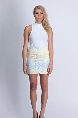 Nana-Galaxy Skirt