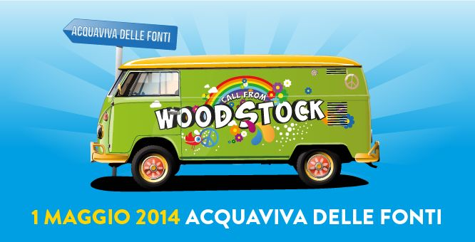 Call from Woodstock - Acquaviva