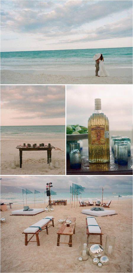 Beach Wedding | Decorating Ideas | Weddings & Brides