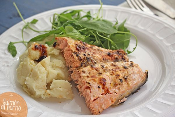 Salmon al horno (2)