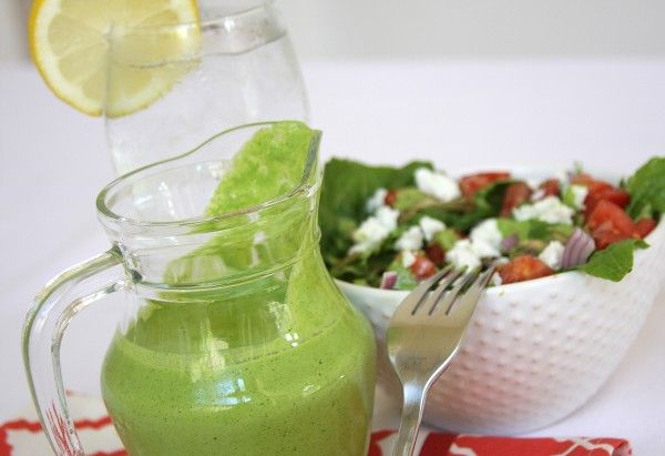 Cilantro Lime Salad dressing recipe is a flavor explosion for your mouth without the added chemicals and sugars of store bought dressing.