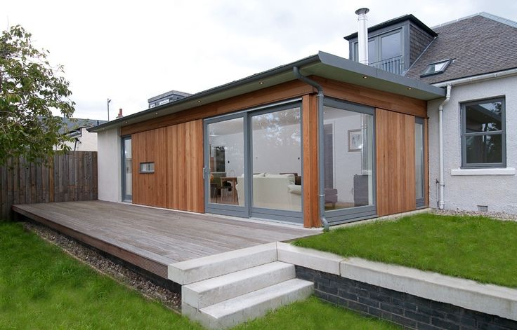 bungalow extensions - not sure this is what we want - we want it a bit warmer