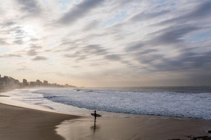 Esportes que não estão na Olimpíada, mas fazem parte da rotina do carioca