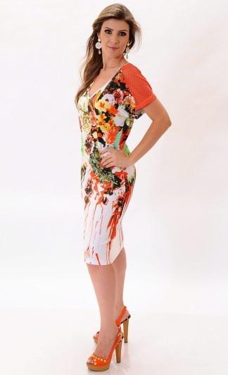 #vestido #flores #tendencia2013 #moda