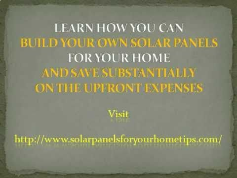Check out this Solar Panels post we just posted at http://greenenergy.solar-san-antonio.com/solar-energy/solar-panels/solar-panels-for-home-is-it-worth-investing/