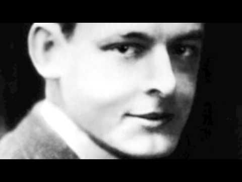 "T.S. Eliot reads his poem ""The Love Song of J. Alfred Prufrock"""