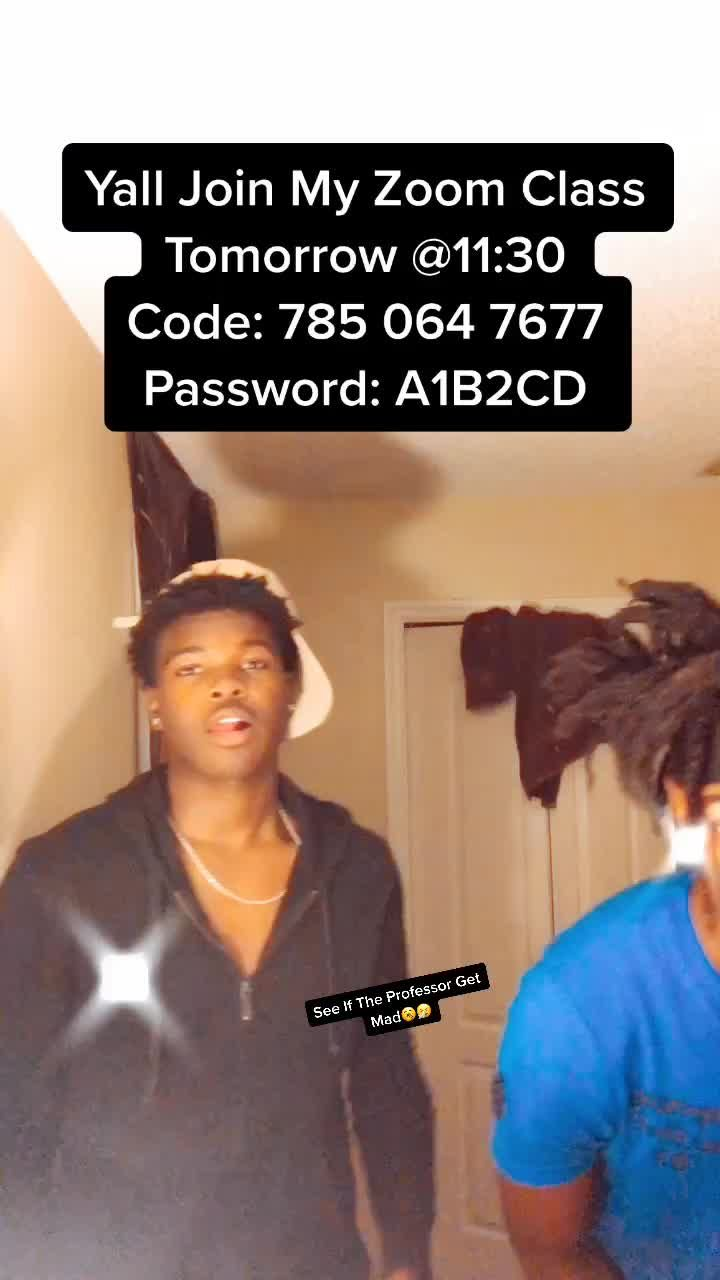 Zoom Code Video Funny Moments Birthday Quotes Funny Funny Stories