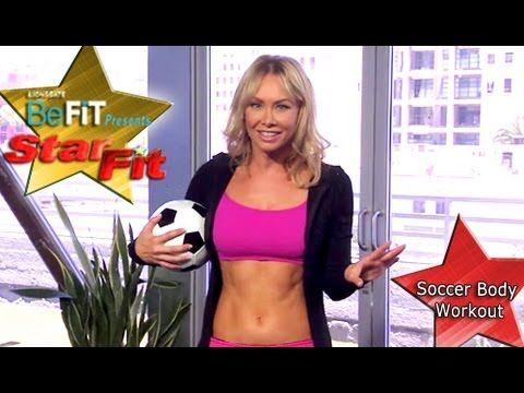 Hot Soccer Body Workout: Jimmy Conrad- Star Fit