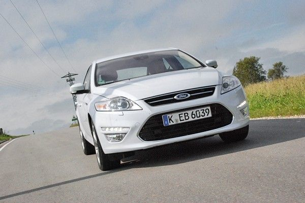 Ford Mondeo 2012 facelift