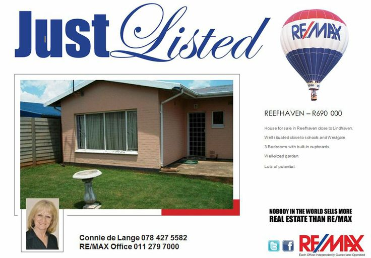 Price Reduced - Reefhaven