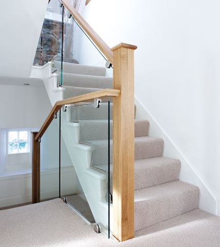 Glass Staircases - Contemporary Staircases - Neville Johnson