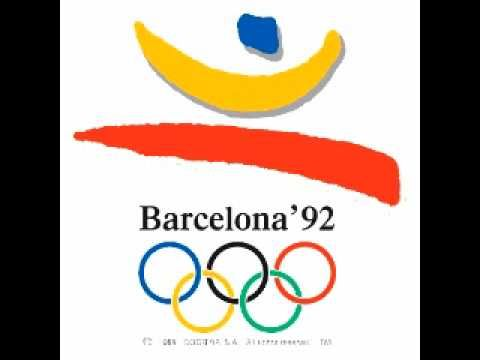 Barcelona 1992 Olympics music - Fanfarria Promenade (Medal Ceremony music)