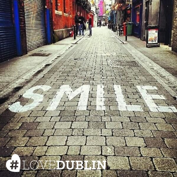 There's so many reasons to smile in Dublin! What in the city makes you smile? #LoveDublin via @TheWestinDublin #LoveDublin #love #Dublin #vsco #vscocam #travel #photoftheday #pic #picoftheday #ff #tip #ireland #photo #art #photography #artist