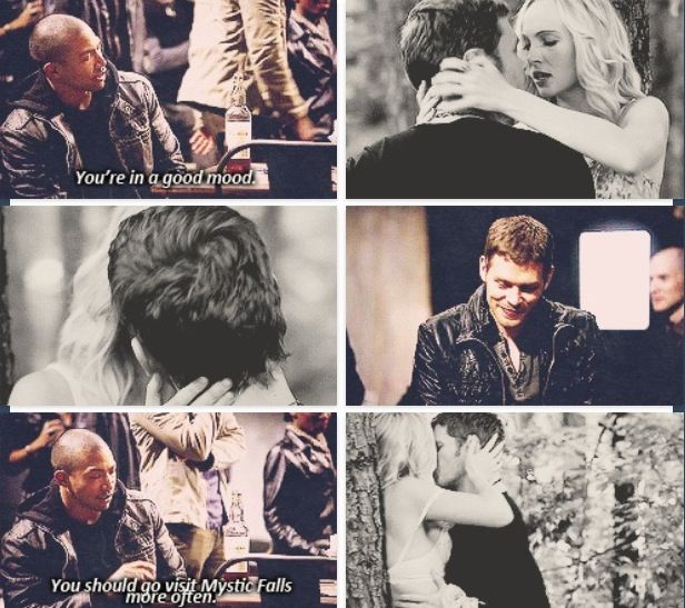 The link between The Vampire Diaries and The Originals   I totally freaked at that moment :D