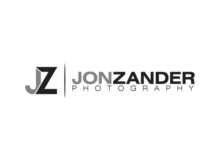Jon Zander photography logo by maxthing