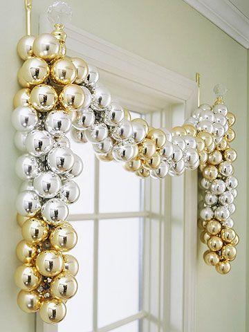 Ornamental Window Treatment