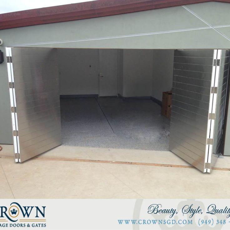 Bi Fold Garage Doors