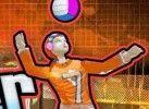Voleybol, file ile ikiye bölünmüş bir oyun alanı üzerinde iki takım tarafından topla oynanan bir spordur.Bilgisayar başında iki kişilik olar...