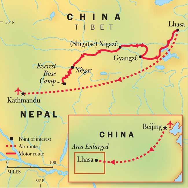 Nepal/Tibet