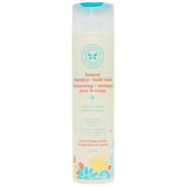 The Honest Company Honest Shampoo + Body Wash. http://beautyeditor.ca/2016/07/04/honest-company-canada