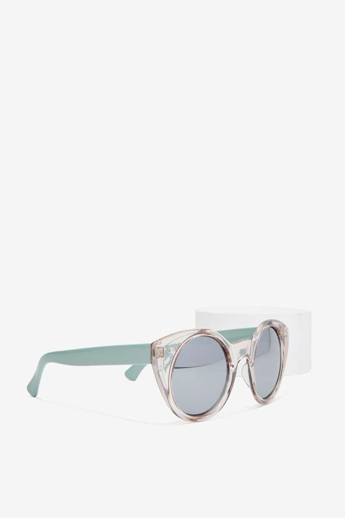 Cool Cat Clear Shades - Eyewear | Accessories | All