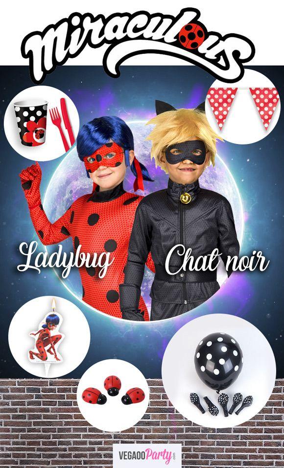 Anniversaire Ladybug Les Astuces Pour Le Reussir Anniversaire De