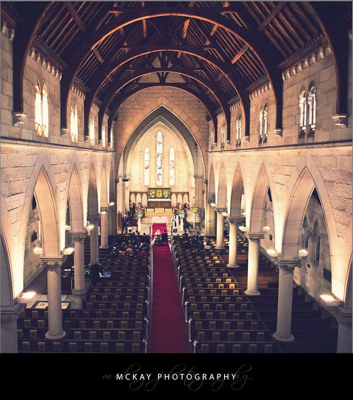 St Thomas' Church North Sydney - wedding by McKay Photography