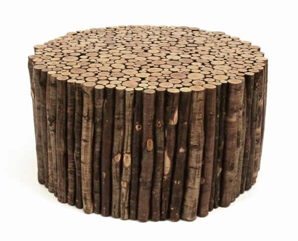 Organic Simplicity Birch Coffee Table By Hudson Furniture With