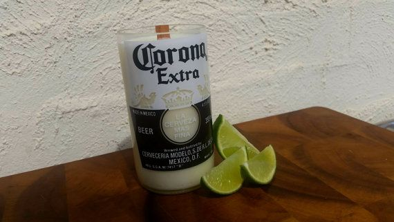 Hey, I found this really awesome Etsy listing at https://www.etsy.com/au/listing/267186109/corona-beer-bottle-soy-candle-choose