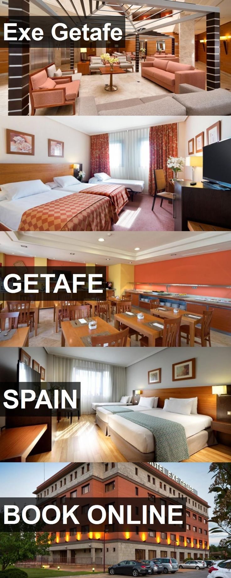 Hotel Exe Getafe in Getafe, Spain. For more information, photos, reviews and best prices please follow the link. #Spain #Getafe #travel #vacation #hotel