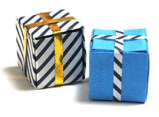 origami Present Box