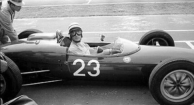 Neville Lederle, East London 1965, Lotus 21