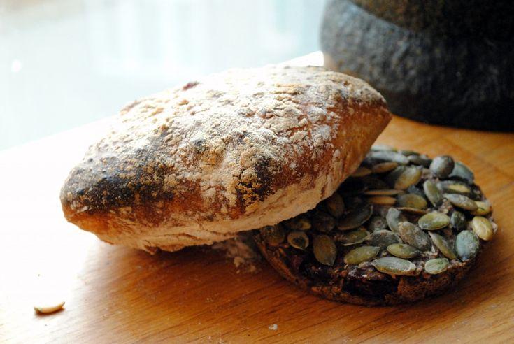 Ølandshvede og brød