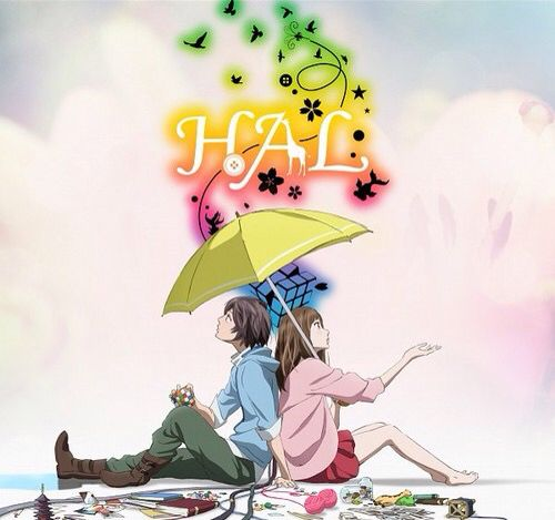 Hal - the anime movie. I cried to that movie, because of all the emotions. It's such a wonderful story