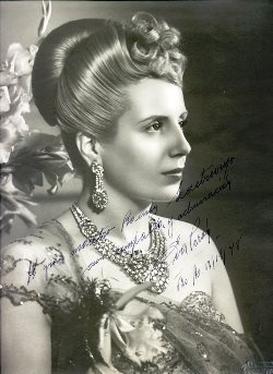 """Eva Peron A.K.A. """"Evita"""" Eva Peron 1919-1952  Eva Peron was widely loved by the ordinary people of Argentina. She campaigned tirelessly for both the poor and for the extension of women's rights. At the same time she was feared by some in power for her popularity. She was also criticised for her intolerance of criticism; with her husband Juan Peron they shut down many independent newspapers. She died aged only 32 in 1952"""