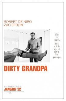 Dirty Grandpa (2016) Poster