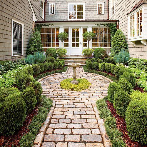 Atlanta Landscaping: 25+ Best Ideas About Boxwood Garden On Pinterest