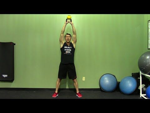 Killer HIIT Workout in the Gym - HASfit High Intensity Training - HIT Exercises - Interval Workouts