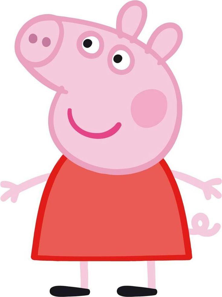 время картинка свинка свинка пеппа всегда известные личности