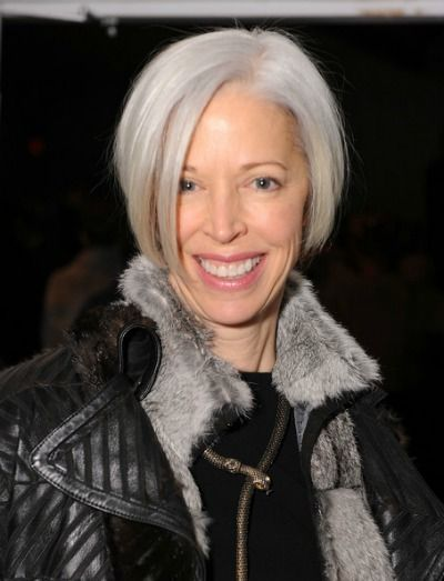 136 Best Images About Badass Grey Hair On Pinterest
