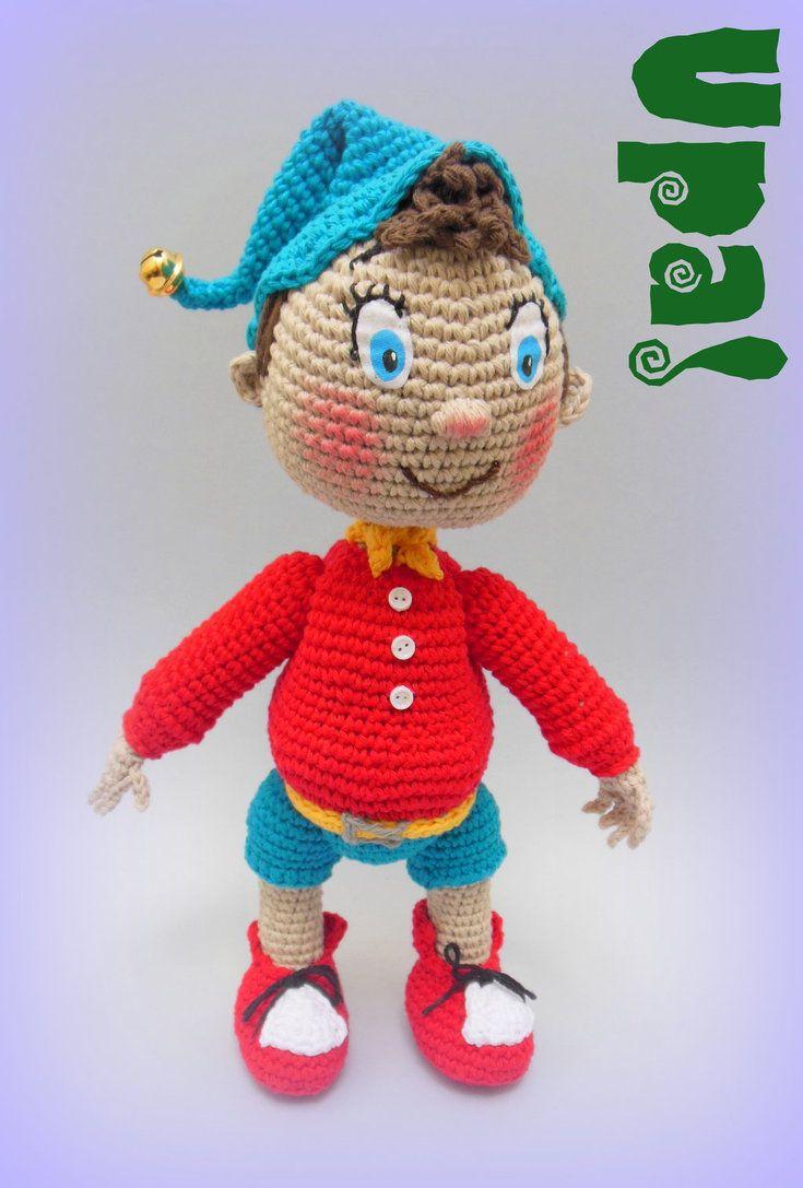 Amigurumi Boy Doll Pattern : 17 Best images about ? Crochet Boy Dolls ? on Pinterest ...