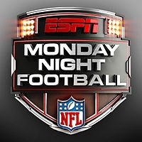 ESPN Monday Night Football logo - Monday Night Football debuts on ABC on September 21, 1970. Cleveland Browns defeat the New York Jets 31-21 in front of more than 85,000 fans at Cleveland Stadium.