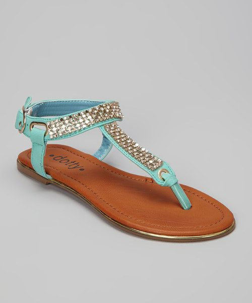 cute sandals!!!!  I love the blue with the sparkles!!!!  love, love and love