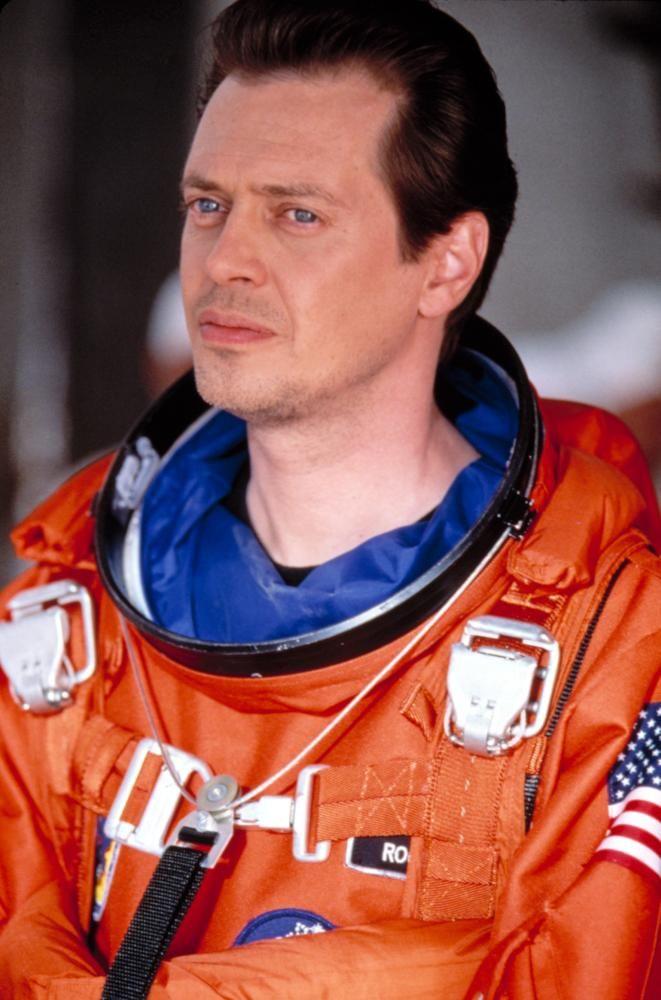 ARMAGEDDON, Steve Buscemi, 1998 | Essential Film Stars, Steve Buscemi http://gay-themed-films.com/film-stars-steve-buscemi/
