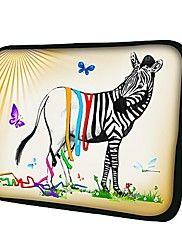 Elonno Butterfly og Zebra neopren laptop sleeve... – DKK kr. 51