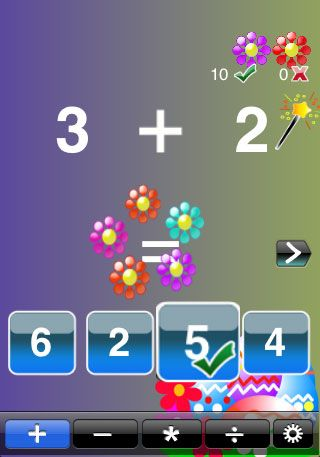 Math Apps for iphone