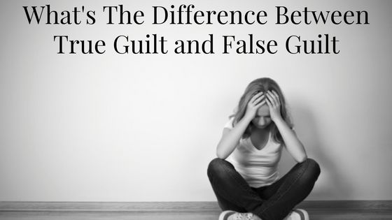 3 things to do when you are struggling with guilt. @leslievernick.com