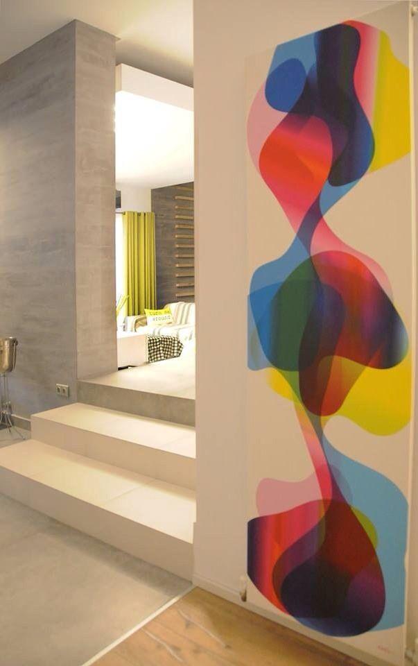 minimal style design in Bucharest by www.iokadesign.ro