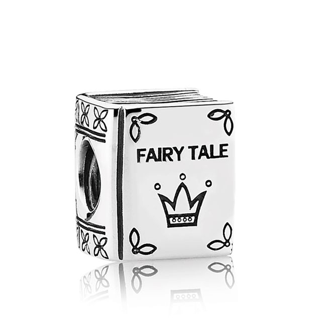 Pandora Once Upon A Time Charm  I wont this charm to represent my grand daughter Emily- she loves the disney princeses