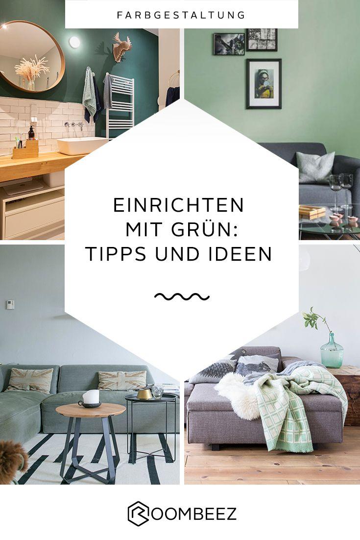 Welche Farbe Passt Zu Grün Grüntöne Kombinieren Otto Wandfarbe Wohnzimmer Wandfarbe Grün Wohnzimmerfarbe
